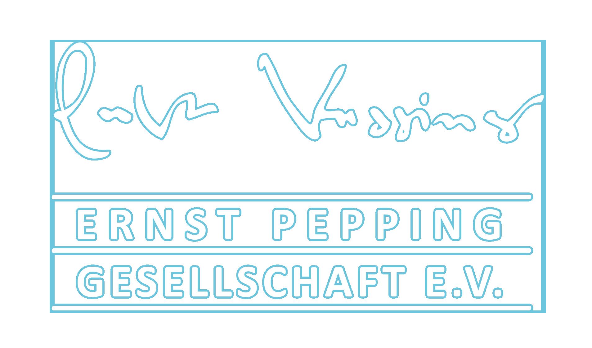 Ernst Pepping-Gesellschaft e. V.